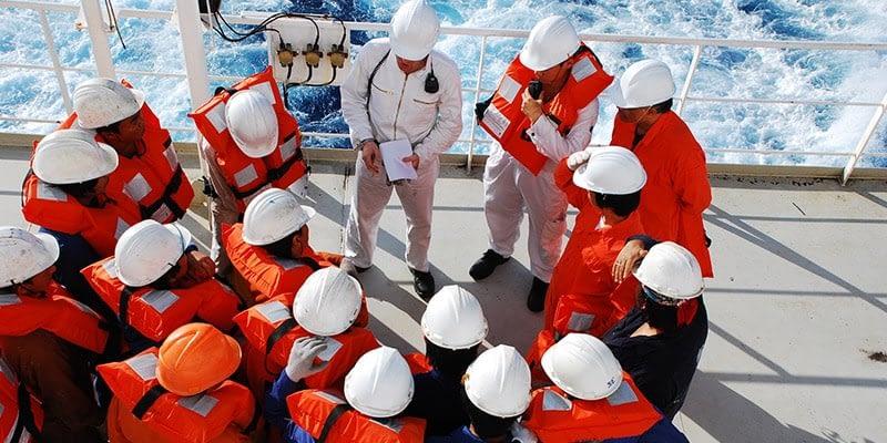 Crew Change in Lagos Nigeria